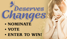"Check out the progress of the ""Deserves Changes Winner"", Ryan Paulson"